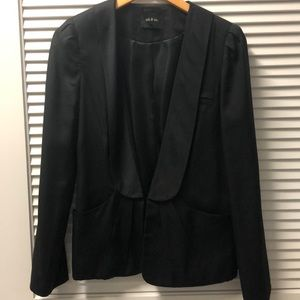 NWOT arc & co black blazer